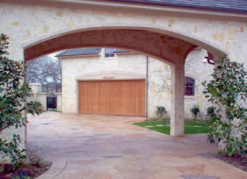 All Wood Garage Doors Alpha Omega Garage Doors 972 599 1224